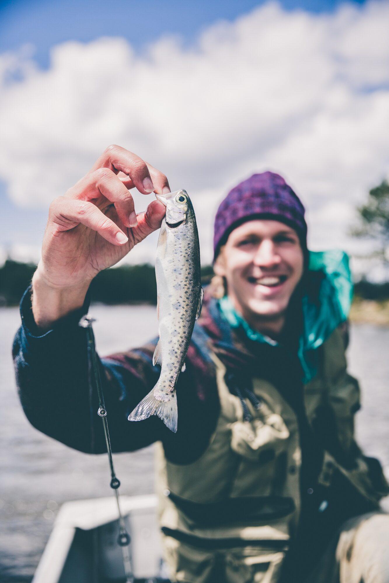 Find det helt rigtige fiskeudstyr til dig