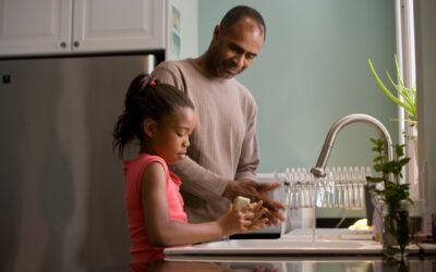 Brug en belønningstavle til af forventningsafstemme i familien